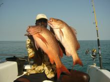 Tips, advise and fishing techniques for your special fishing stay in Bijagos islands, Guinea Bissau