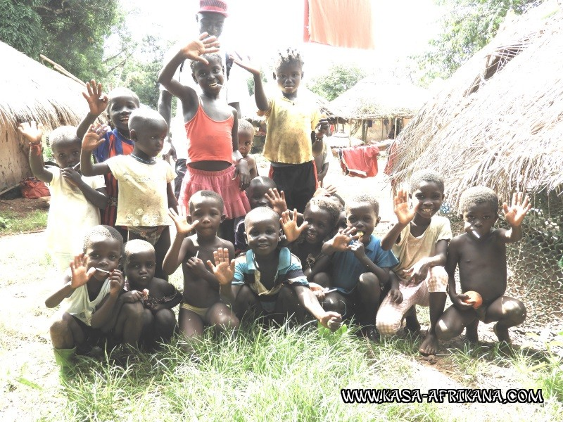 Photos Bijagos Island, Guinea Bissau : The Bijagos people -
