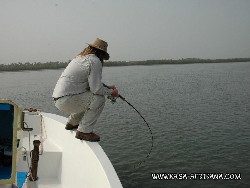 Photos Bijagos Island, Guinea Bissau : In action - Action !