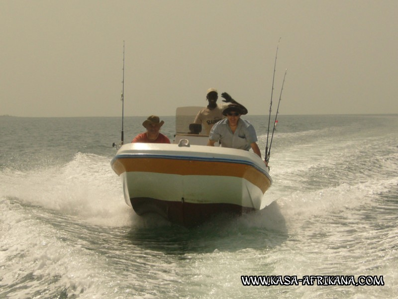 Photos Bijagos Island, Guinea Bissau : On boat - Sportive