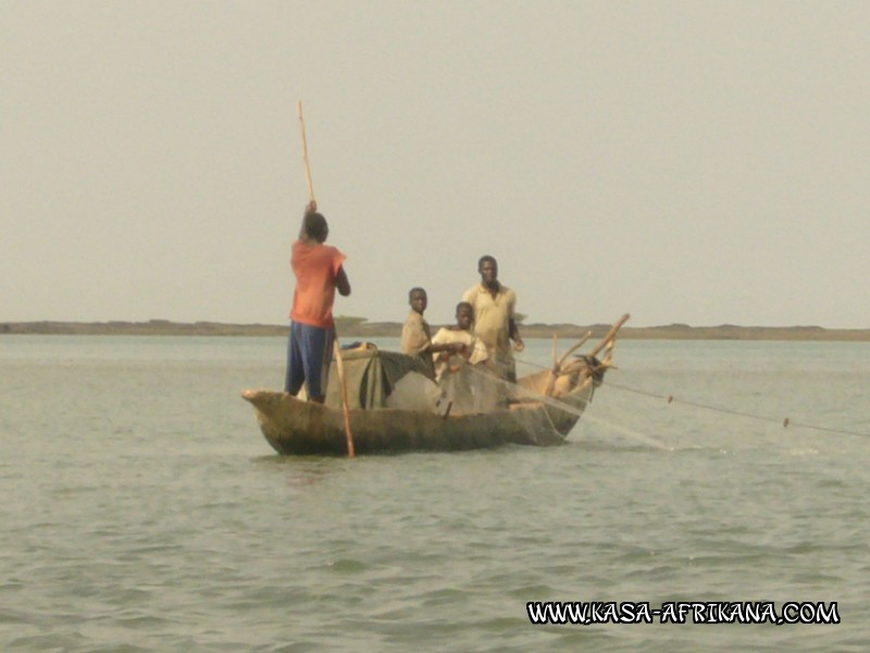 Photos Bijagos Island, Guinea Bissau : The Bijagos people - Fishing