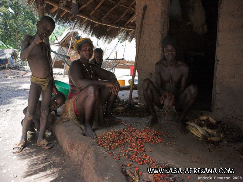 Photos Bijagos Island, Guinea Bissau : The Bijagos people - Andrew Scourse
