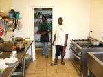 Photos of Bijagos Islands in Guinea Bissau : The kitchen