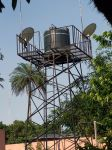 Photos of Bijagos Islands in Guinea Bissau : The tower