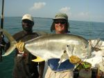 Photos of Bijagos Islands in Guinea Bissau : Crevalle jack