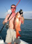 Photos of Bijagos Islands in Guinea Bissau : African red snapper