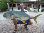 Photos of Bijagos Islands in Guinea Bissau : 20kg Jack