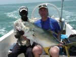 Photos of Bijagos Islands in Guinea Bissau : 23kg Jack