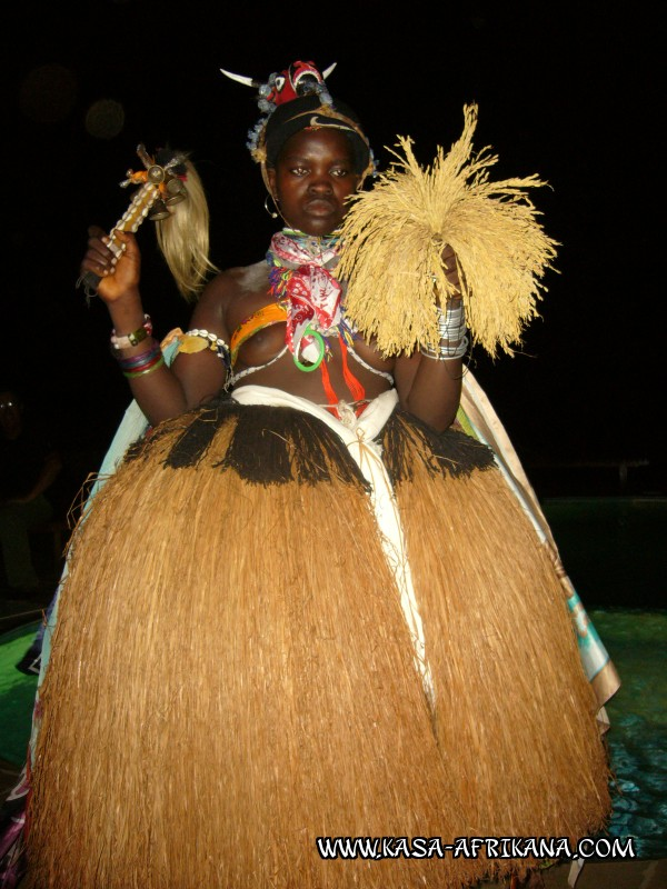 Photos Bijagos Island, Guinea Bissau : The Bijagos people - Women ceremonies